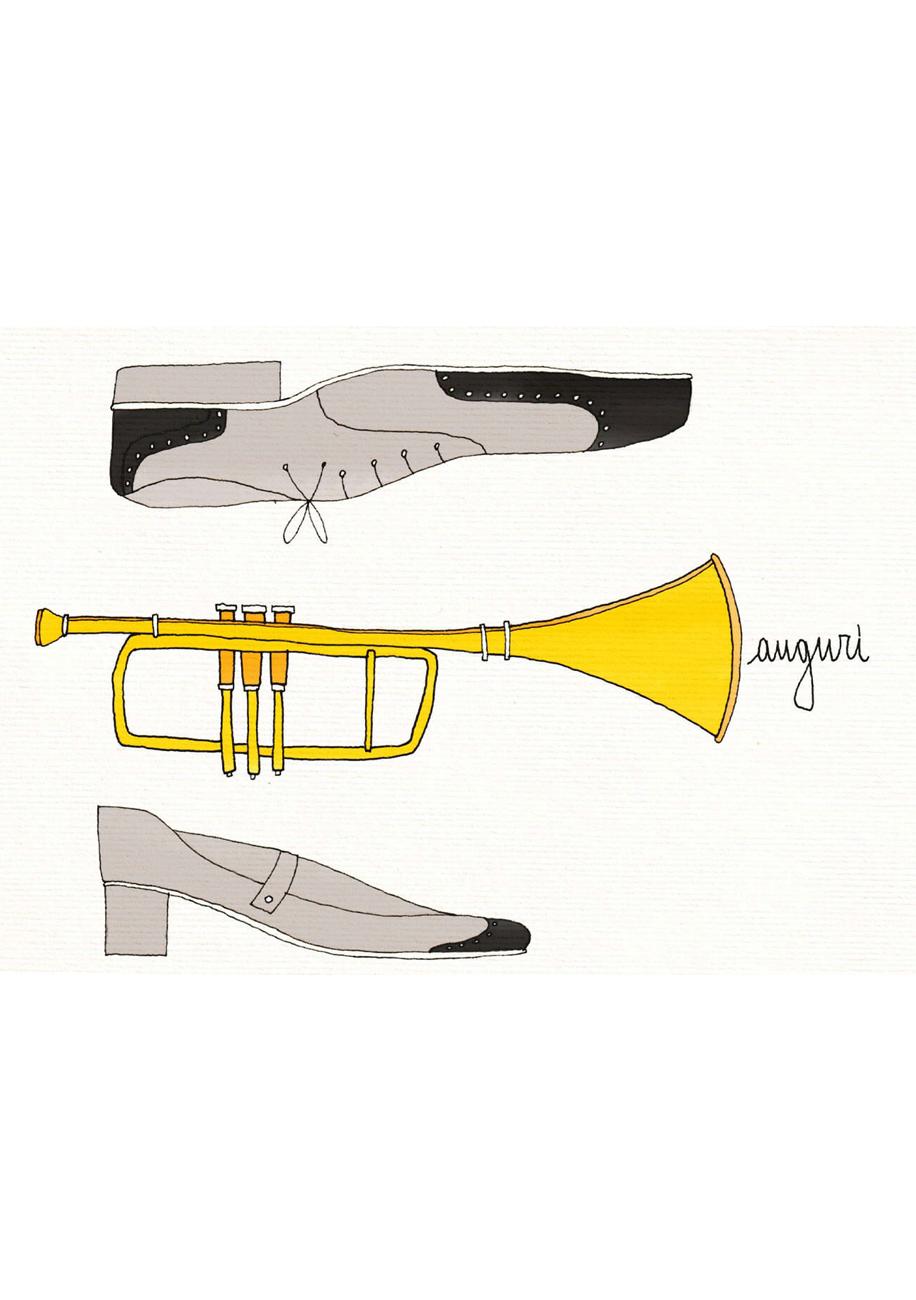 CARTOLINA-tromba
